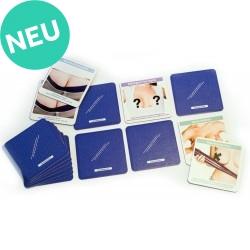 Kartenspiel »Brüste Memo«, 24 Karten