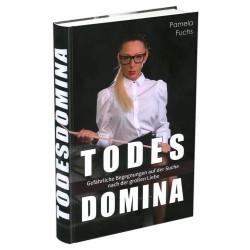 »Todesdomina«, Pamela Fuchs, Hardcover