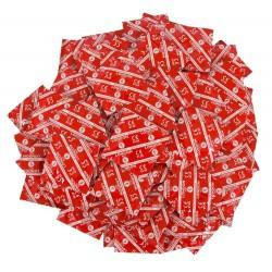 Kondome »Rot«, aromatisiert, 100er