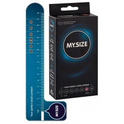 Kondome »MY.SIZE 64 mm«, mit wenig Eigengeruch, 10er