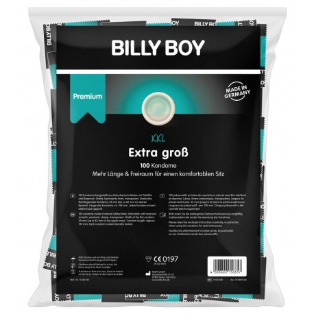 Billy Boy XXL 100er