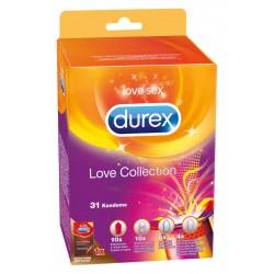 Kondomset »Love Collection«, 31er