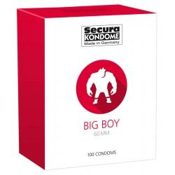 Kondome »Big Boy«, 60mm, 100er