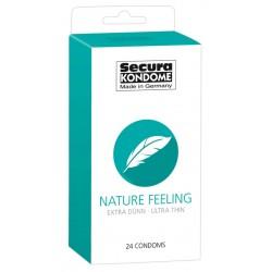 Kondome »Nature Feeling«, extra dünn, 24er