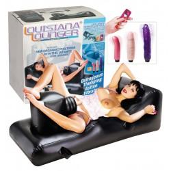 Sex-Maschine »Louisiana Lounger«, bis 150 kg, aufblasbar