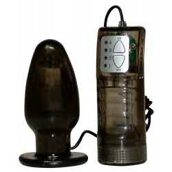 Analplug »Vibration-Plug« mit Vibration, 2-4 cm Ø