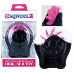 Zungen-Vibrator »Sqweel 2«, schwarz