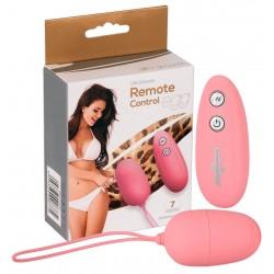 Vibro-Ei »Ultra Seven Remote Control Egg«, pink