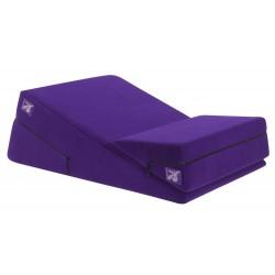 Liebeskissen-Set, violett