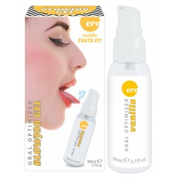 Blowjob Gel »Ero Oral«, Vanille-Geschmack, 50 ml