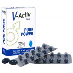 Kapseln »V-Active Man«, Nahrungsergänzungsmittel, 20er