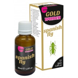 Tropfen »Gold Women Spanish Fly«, Nahrungsergänzungsmittel, 30 ml
