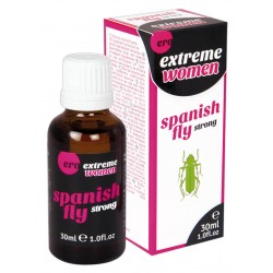Tropfen »Extreme Women Spanish Fly Strong«, Nahrungsergänzungsmittel, 30 ml