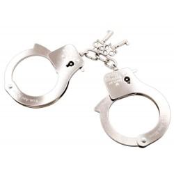 Handschellen »You.Are.Mine.« aus Metall