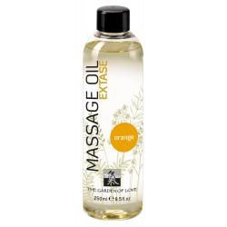 Massage Oil Ekstase Orange, 250 ml