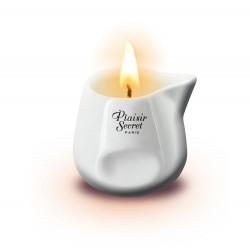 Massagekerze »Massage Candle Erdbeere« wird zum Massageöl, 80 ml