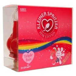 Party-Likör »Kleiner Spritzer Pink Edition«, 3 x 5cl, 150 ml