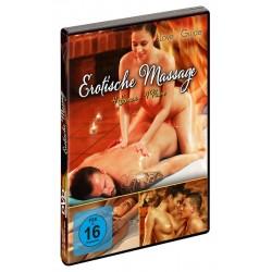 Erotik-DVD »Erotische Massage«