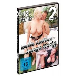 Erotik-DVD »Reife Ladies junge Kerle 3«, deutscher Ton