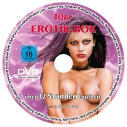 »10er-Soft-DVD-Spindel«, 730 Minuten