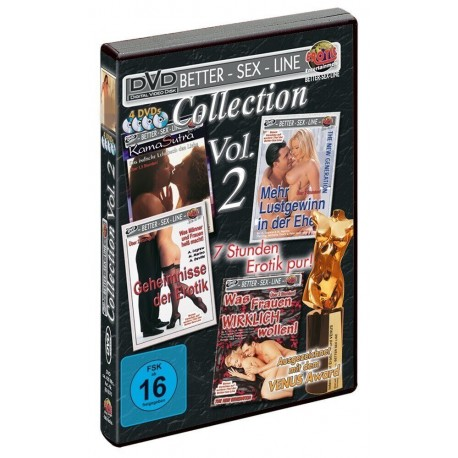 Better-Sex-Line Collection Vol. 2